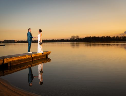 Studio Dijkgraaf trouwfotograaf zoetermeer